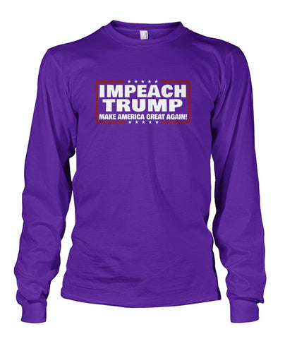 Image of Impeach Trump Long Sleeve