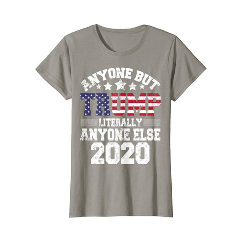 Image of Anyone But Trump 2020 Tee