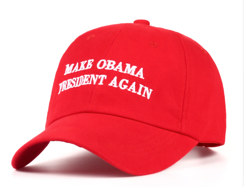 Make Obama President Again Hat