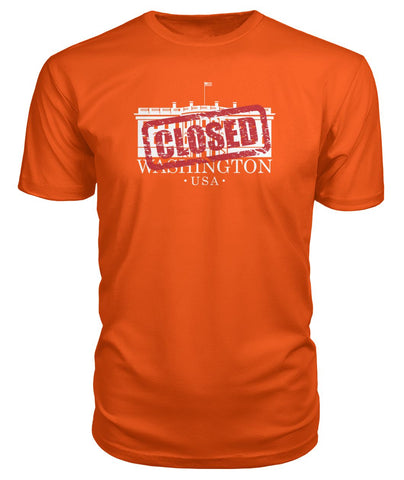 Image of Gov. Shutdown Premium Tee