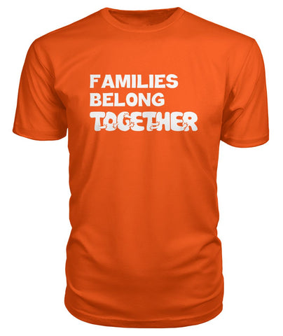 Image of Families Belong Together Premium Tee