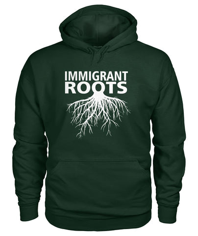Image of Immigrant Roots Hoodie