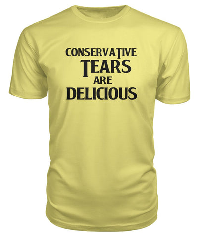 Image of Conservative Tears Are Delicious Premium Tee