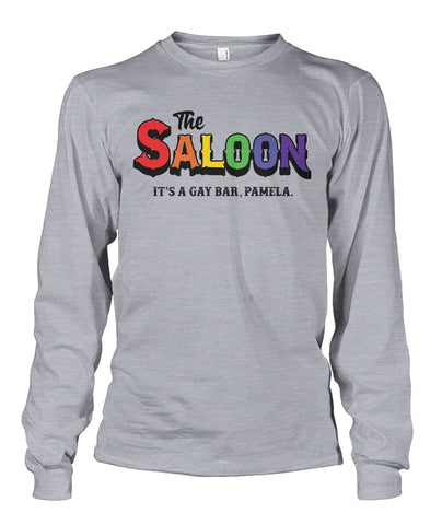 The Saloon Pamela Long Sleeve