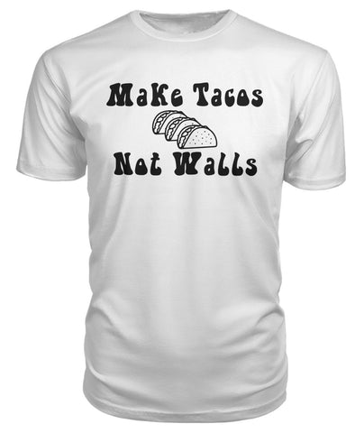 Image of Make Tacos Not Walls Premium Tee