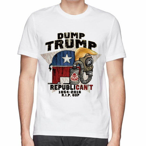 Image of Dump Trump Republican't Tee