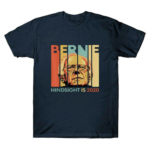 Image of Bernie Sanders Hindsight Is 2020 Tee