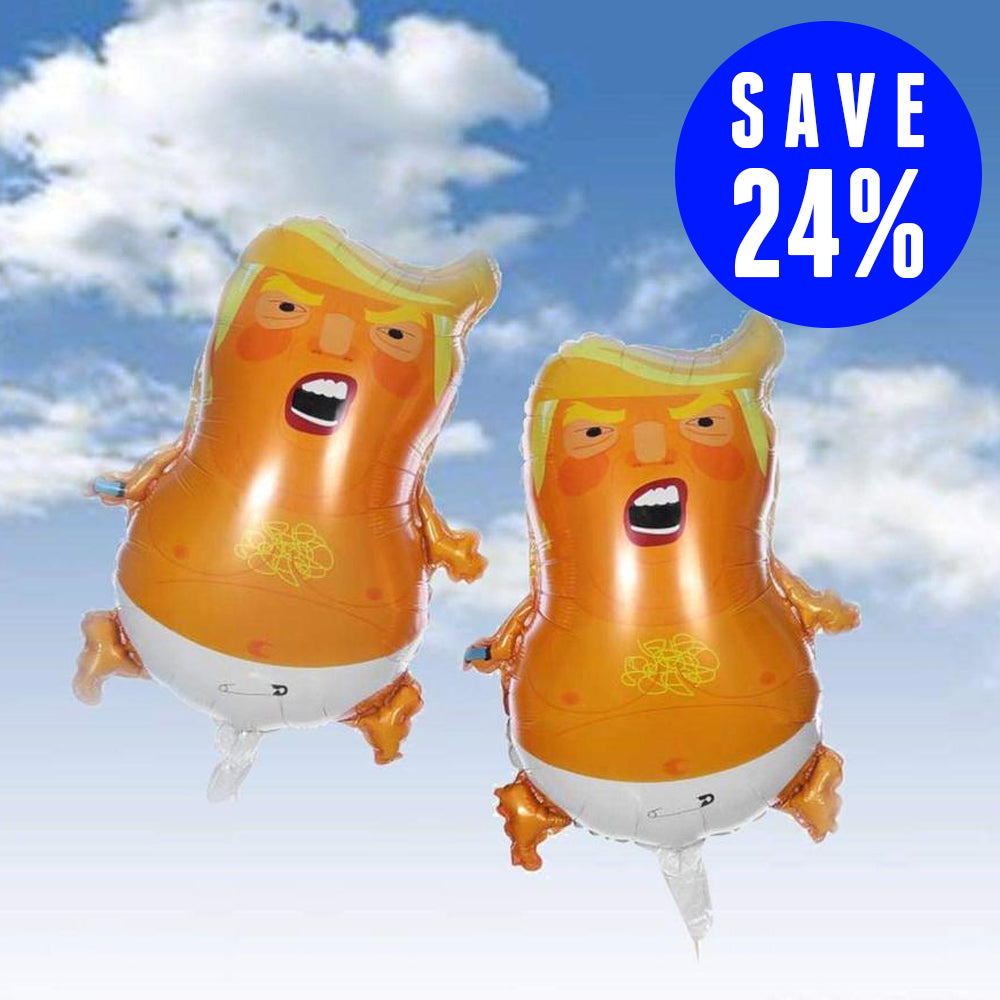 Trump Baby Balloon (2-Pack)