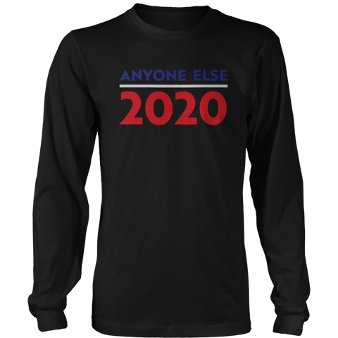 Image of Anyone Else 2020 Apparel