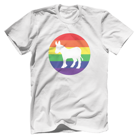 Rainbow Donkey Apparel