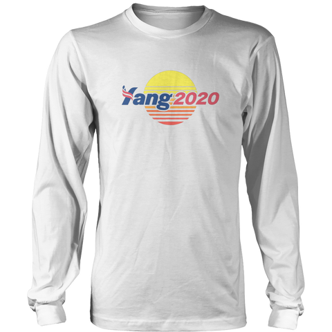 Image of Yang 2020 Apparel