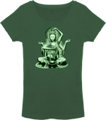 Green Tara T-Shirt Ladies