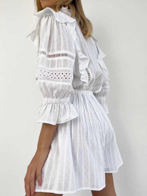 Vienna Jewelled Pearl Hair Band | Black & Gold