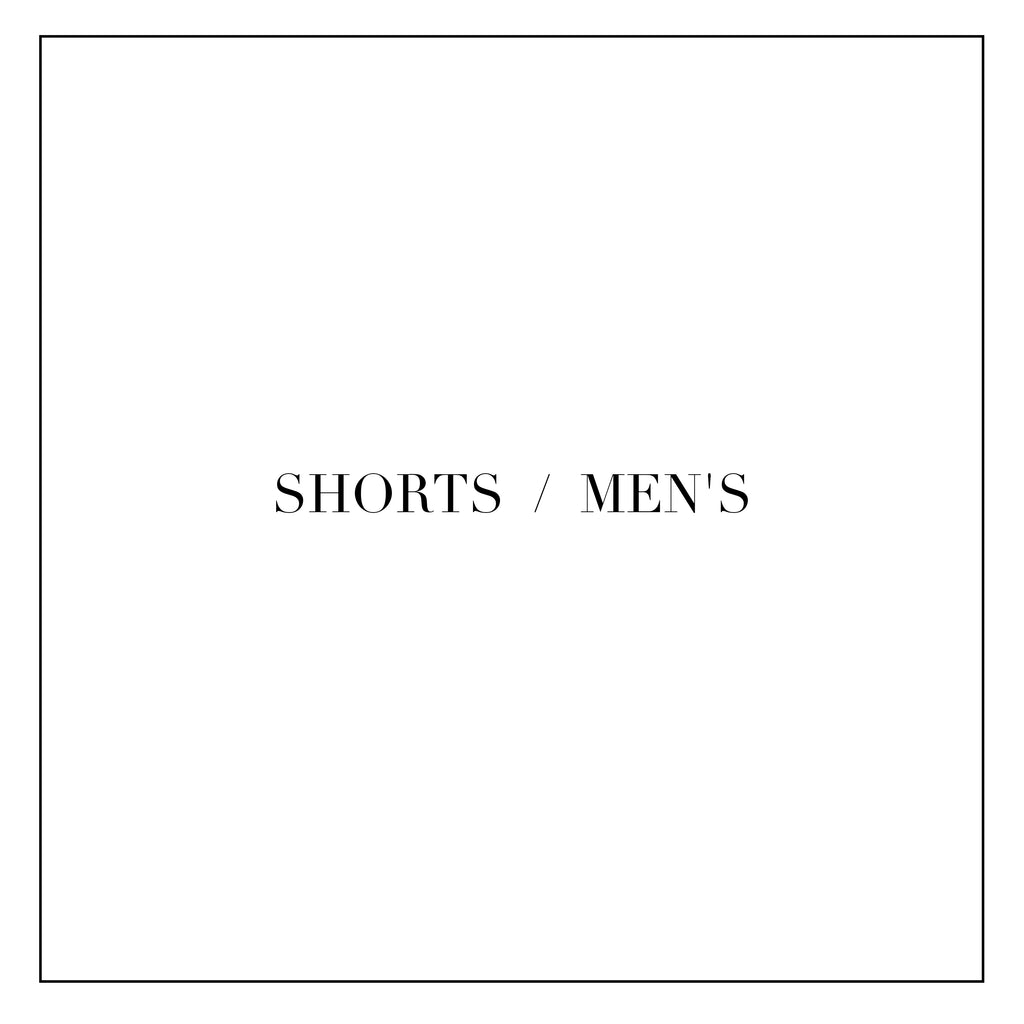 SHORTS FOR MEN'S