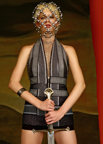 wearable art couture