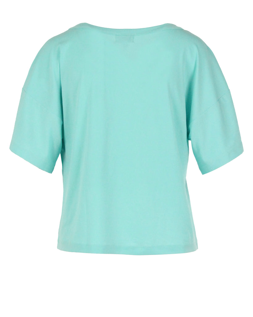 Pool blue t-shirt