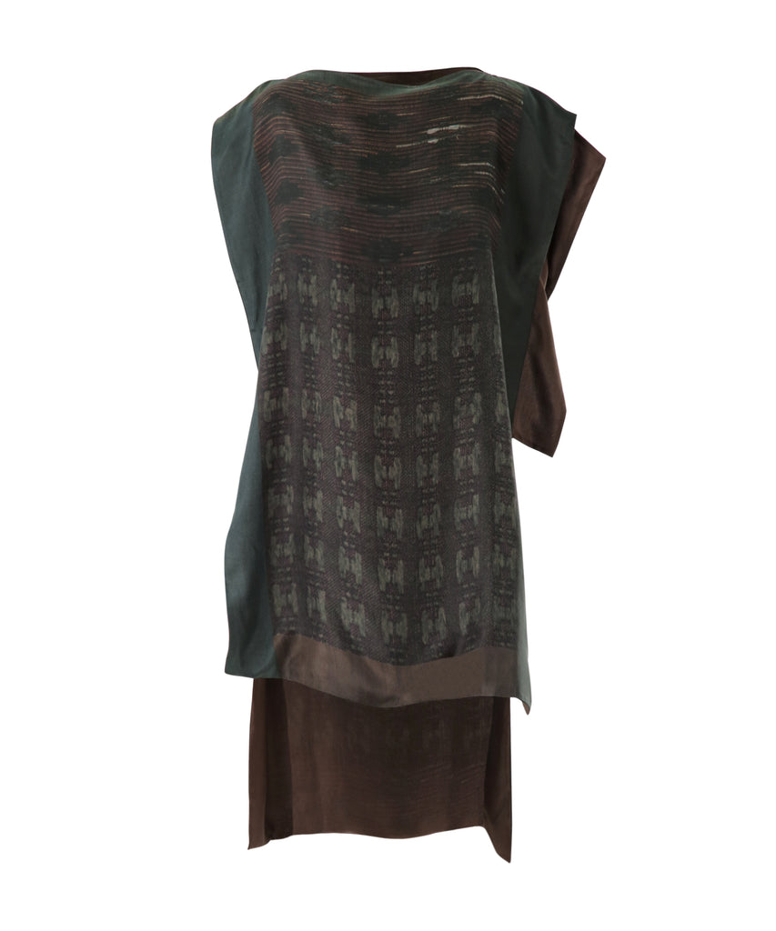 Thai Silk long top