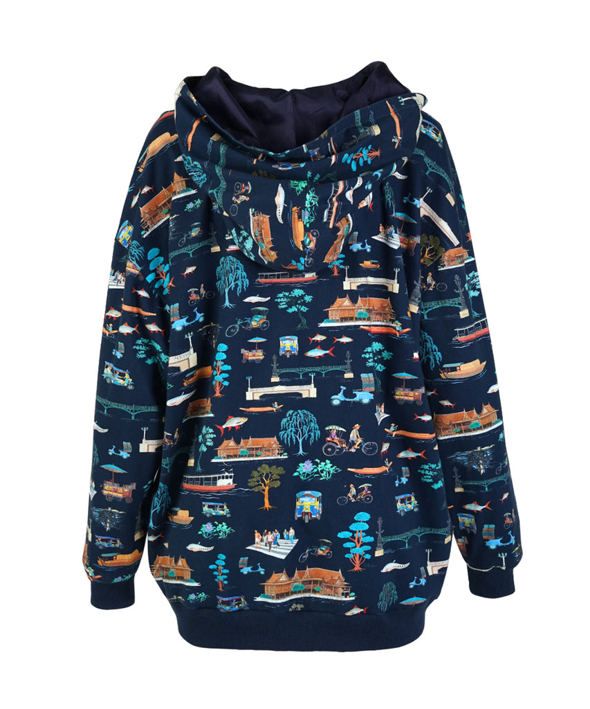 River Mooban Night Hoody