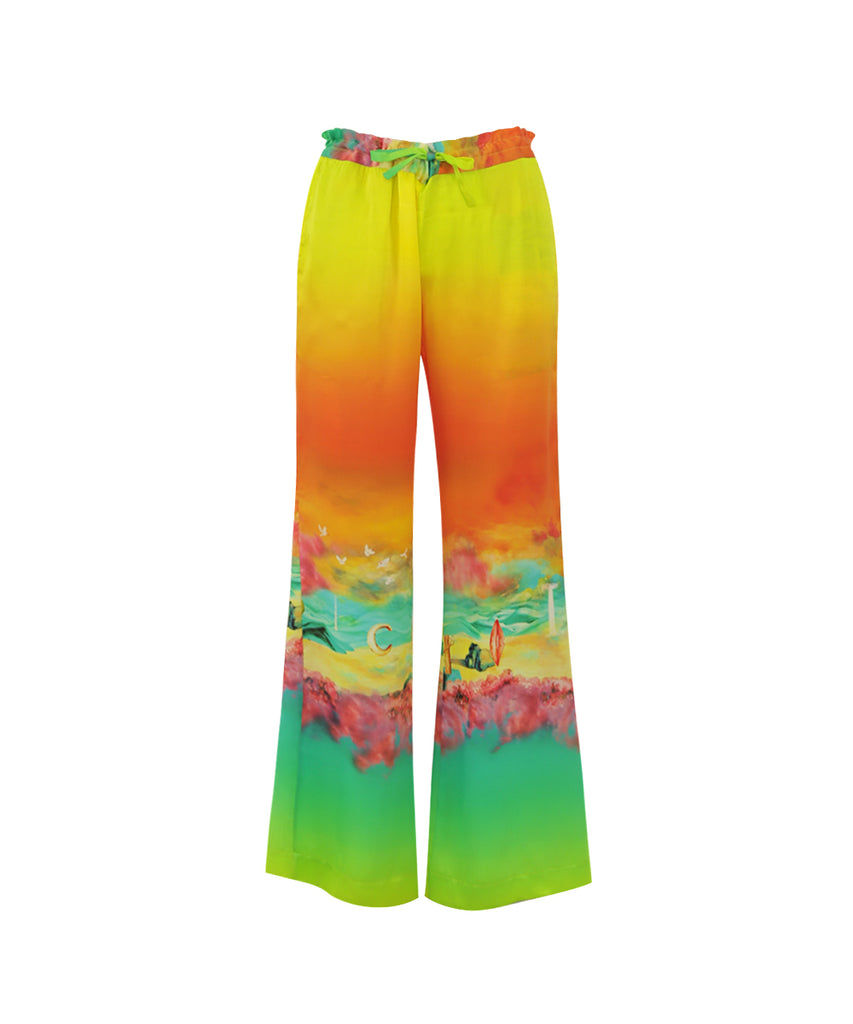 Long Sunset SIGNATURE DRAWSTRING PANTS