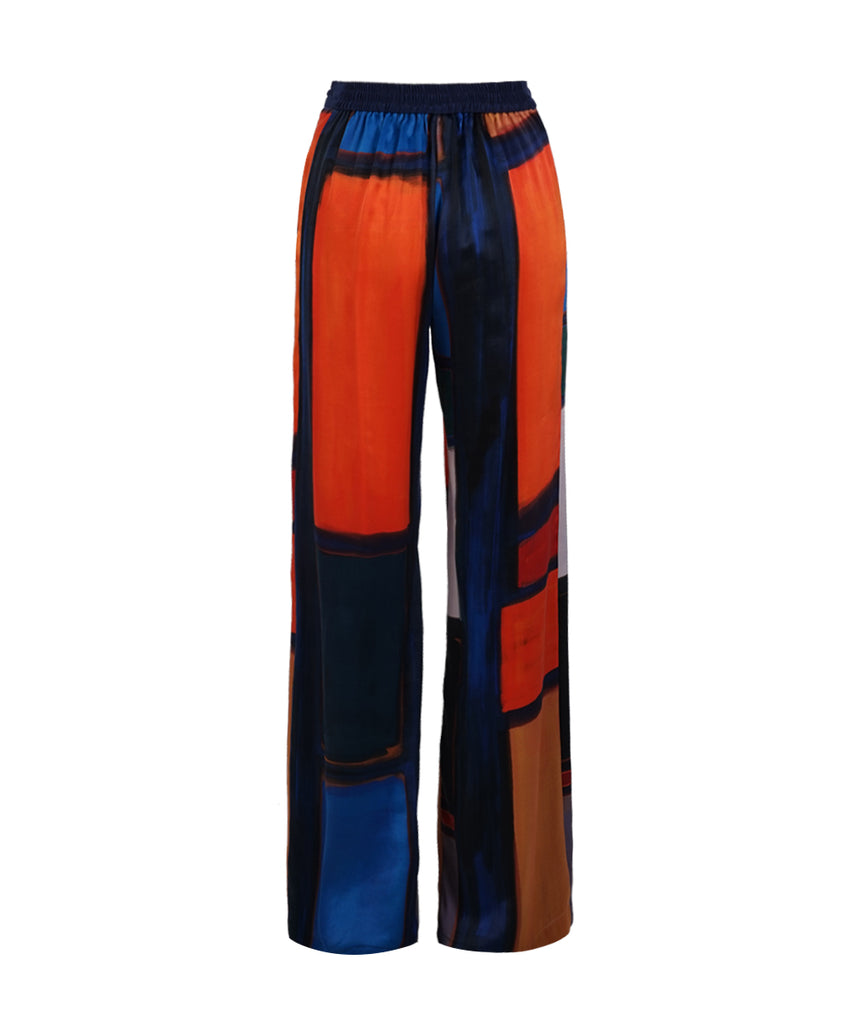 Rothko Long Tie Up Pant