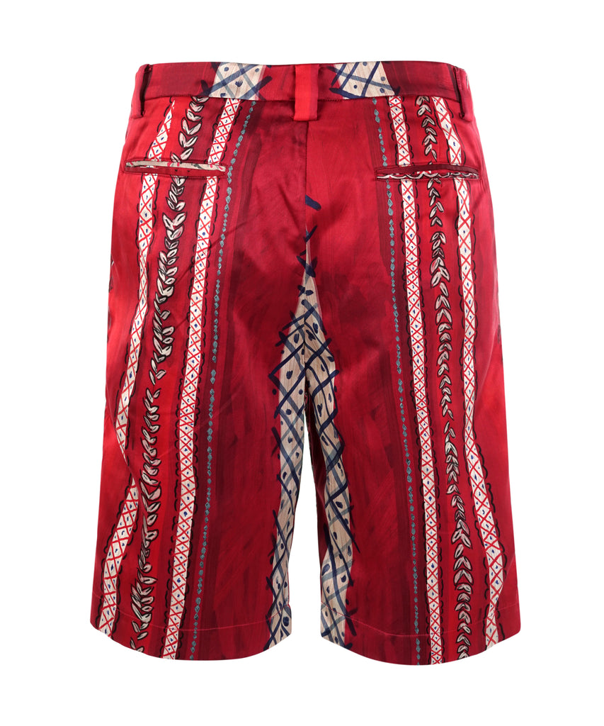 Red Matisse Silk Short