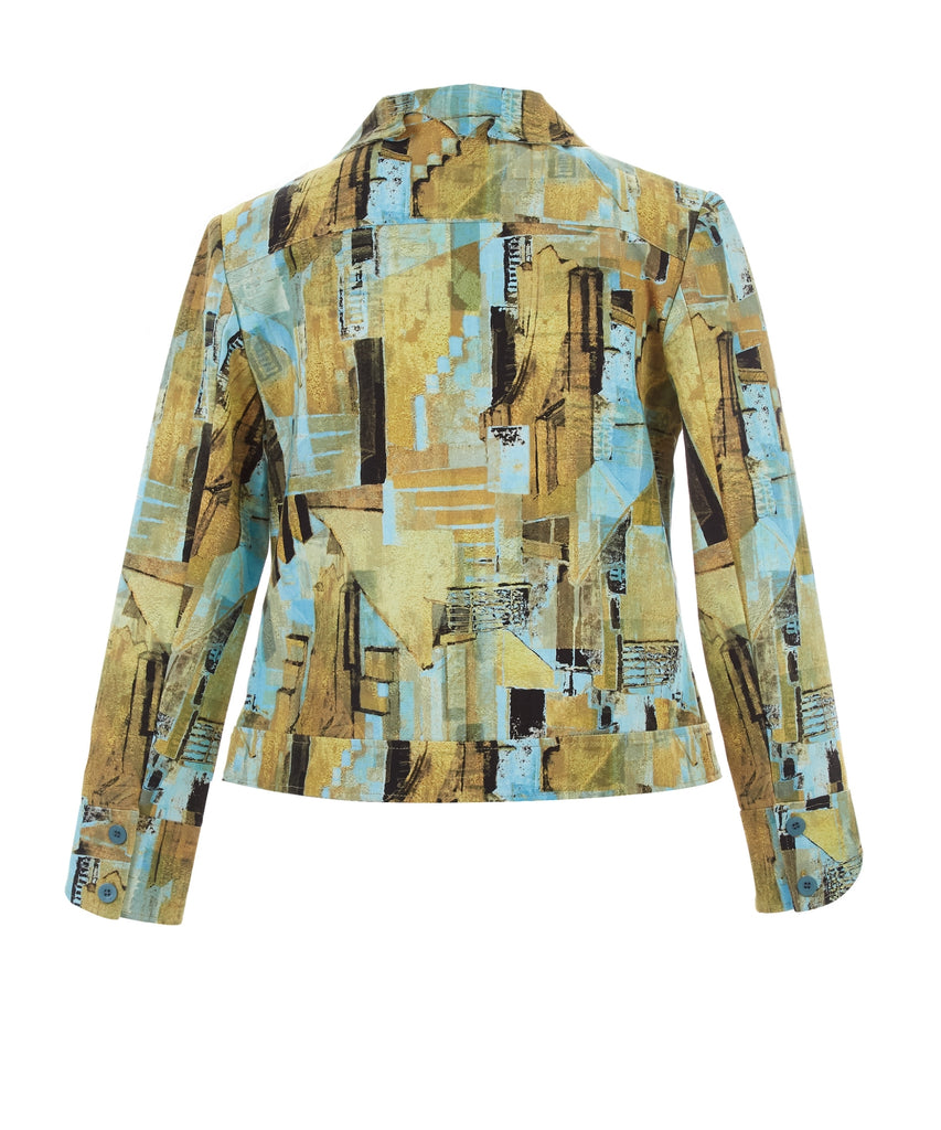 Mystical golden hour jacket
