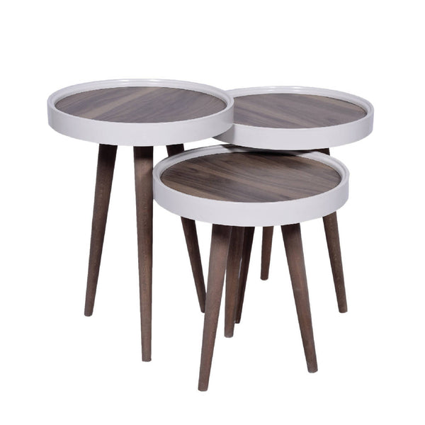 Ceviz Tables (Set of 3)