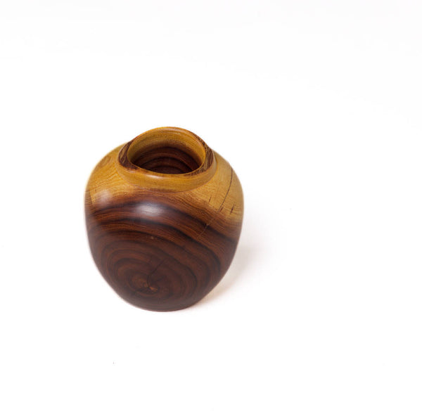 Willow Wood Vase 2