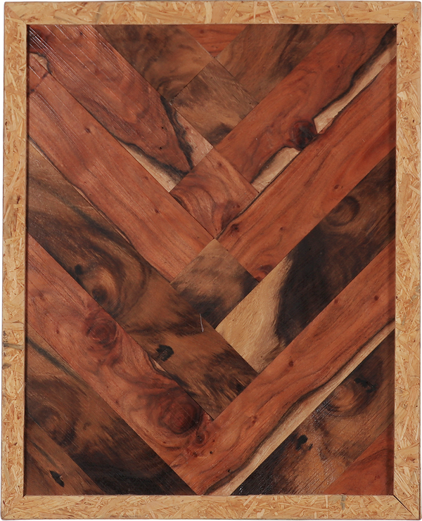 Rustic Solid Wooden Reclaimed Wall Art