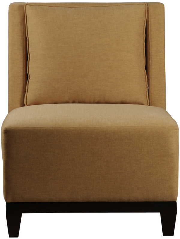 Modern Sofa Chair - Yellow