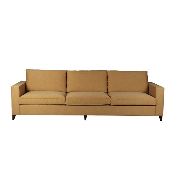 Modern Sofa - Yellow (Customize)