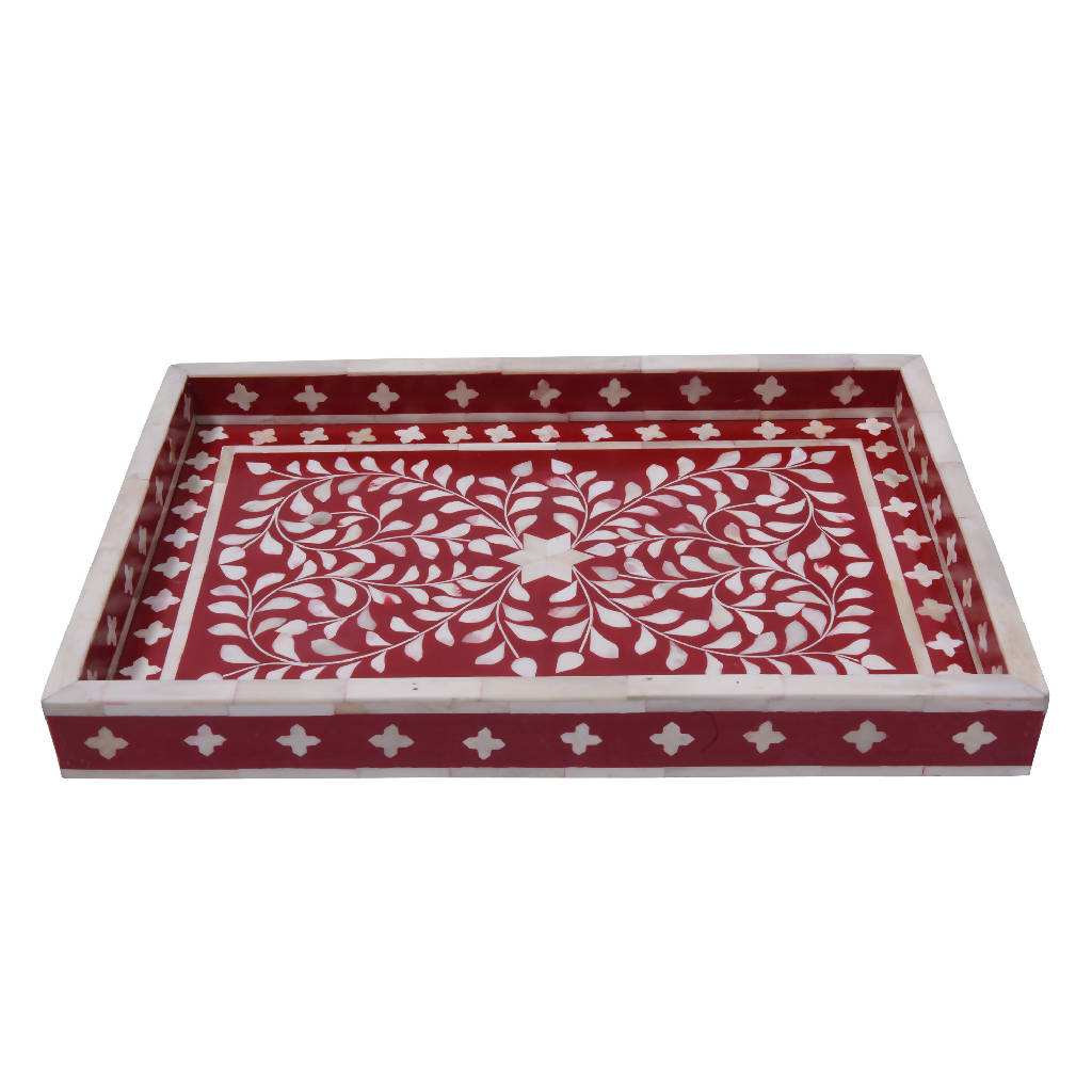 Bone Inlay - Trays (7 Colors)