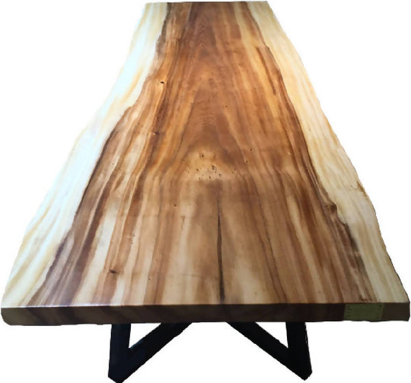 Walnut Slab Dining Table 16