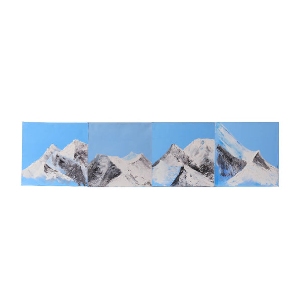 Mountains Painting