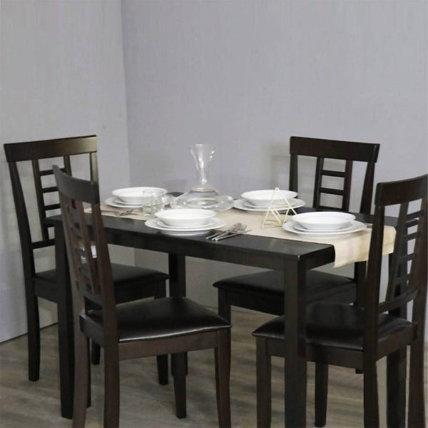 Malaysian Dining Table with 4 Seats