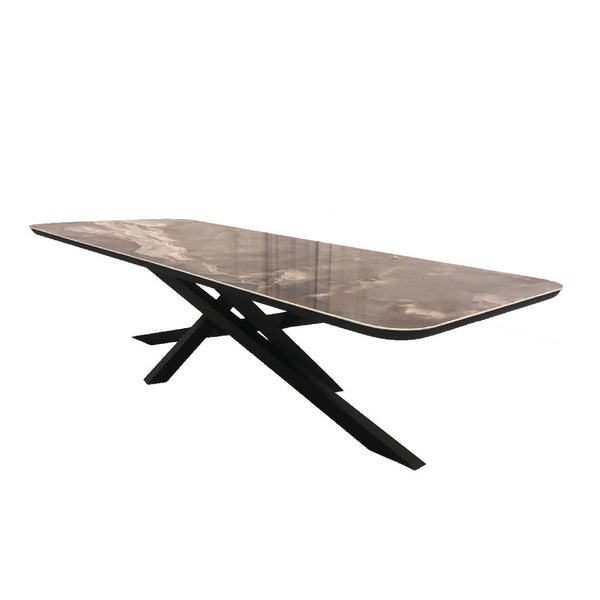 Dining Table Marble or Granite Top (Custom)