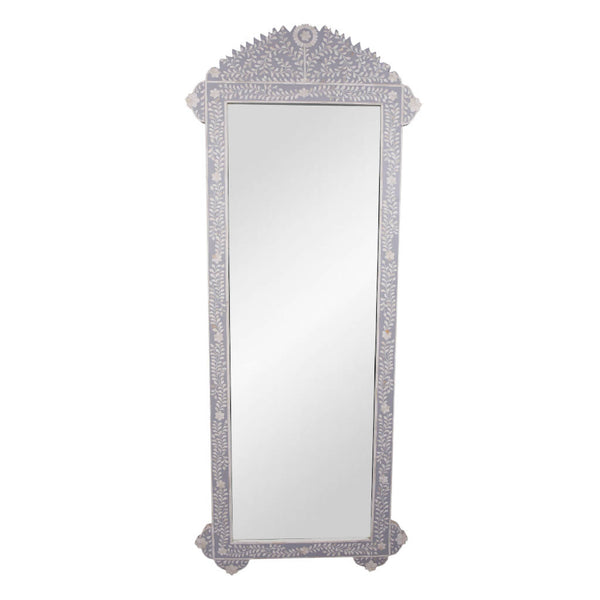 Bone Inlay Mirror (2 colors)