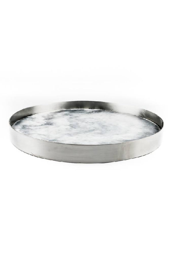 Stainless Steel Circular tray