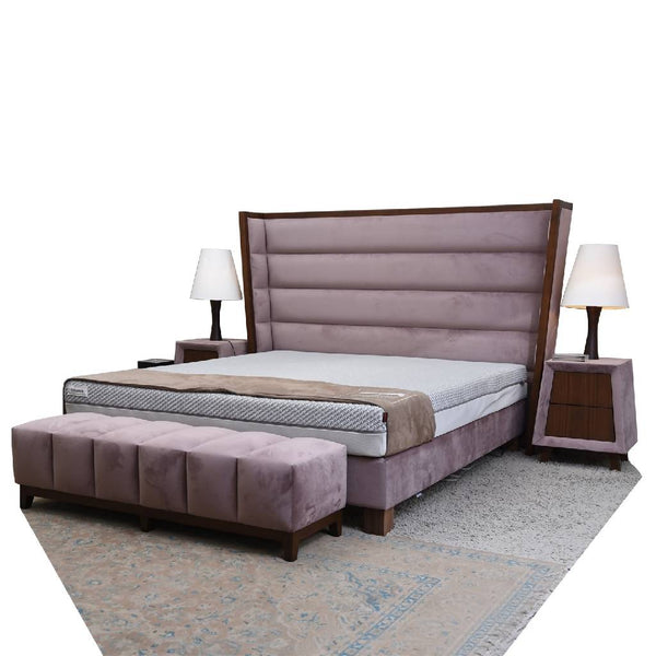 Palais Royal Bed - Velluto Vizon