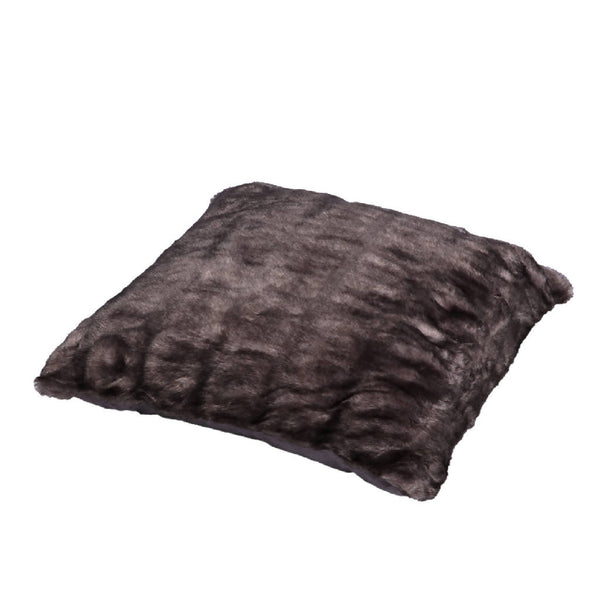 Ningbo Cushion with Cover - Elephant Skin Grey
