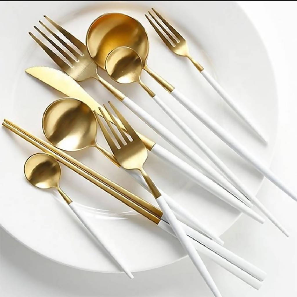 Elegant Cutlery (4 Colors)
