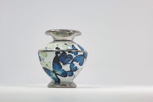 Butterfly vase - small