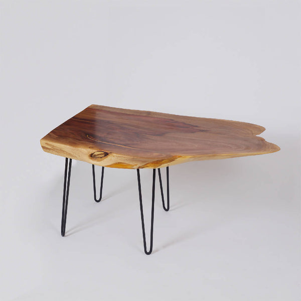 Sidr Wood Coffee Table 2