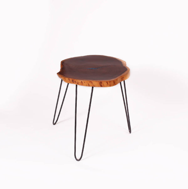 Willow Wood Side Table 2