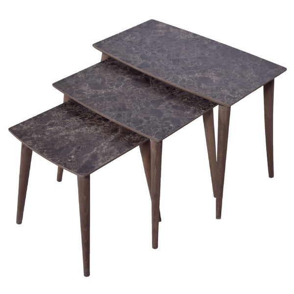Ruya Zigon Table (set Of 3)