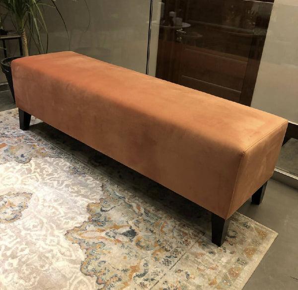 Modern Plain Bench (Customize)