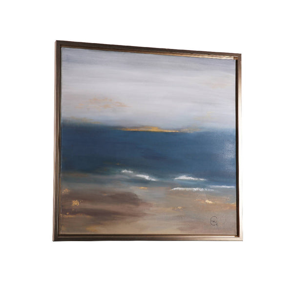 Beach Abstract Painting