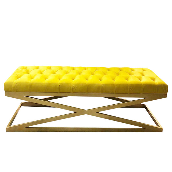 Yellow Bench (Customize Color)