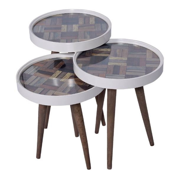 Femin Azigo Tables (Set of 3)