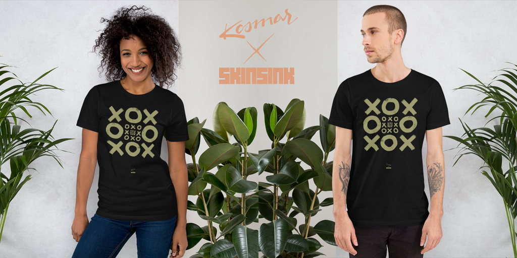 T-Shirts by Kosmar, Designer and Graphic Artist from Berlin